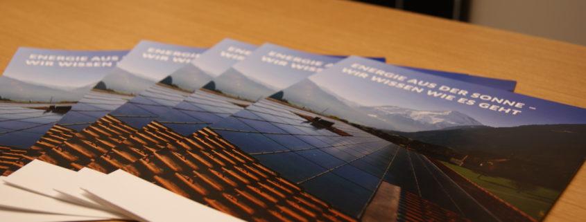 Faktenblatt Erneuerbare Energien