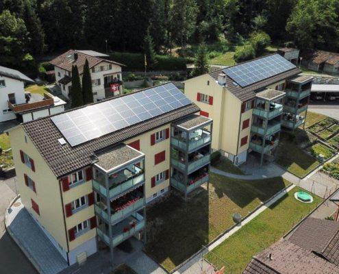 PV-Anlage Baugenossenschaft Butzen (2)